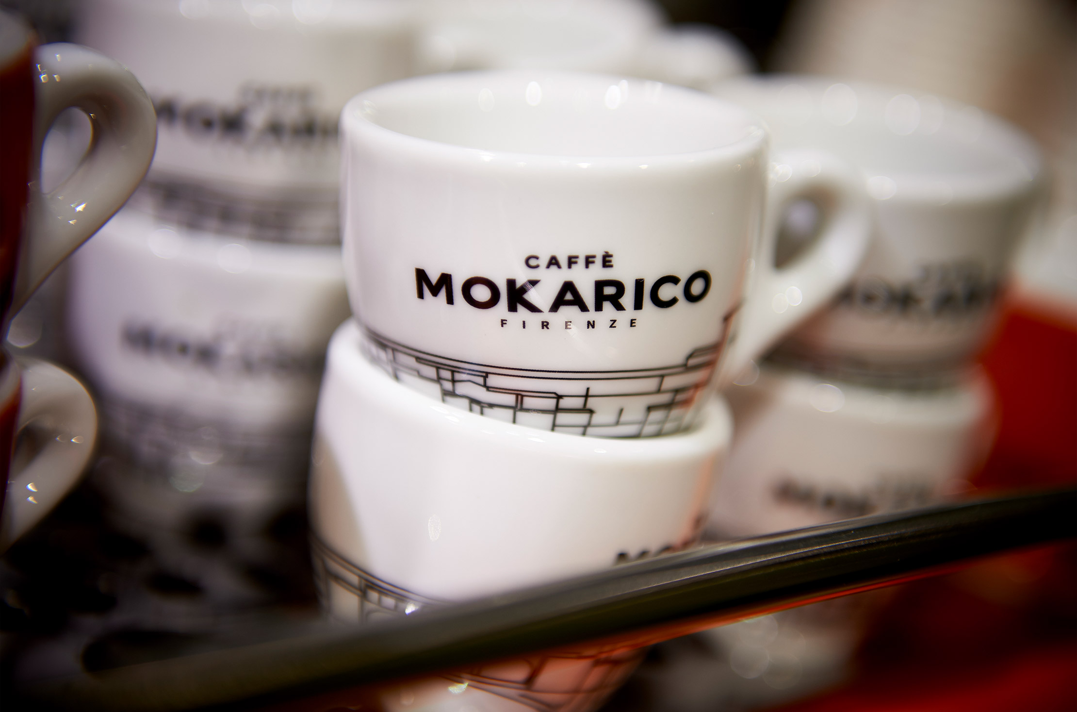 Mokarico coffee cup