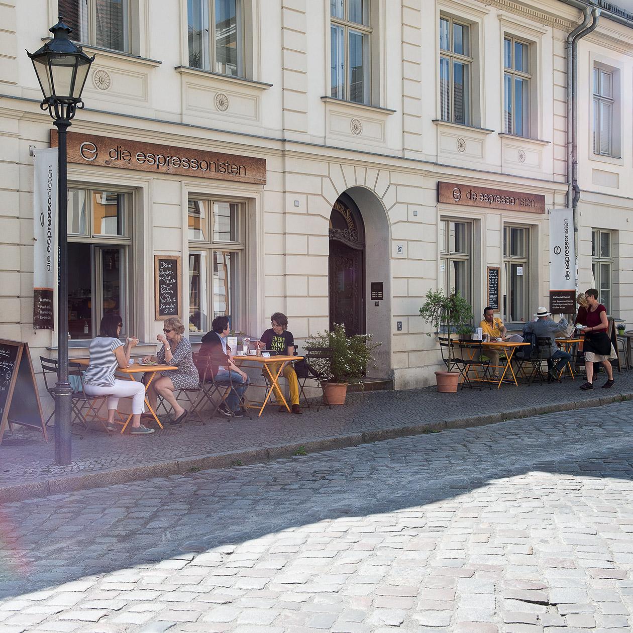 Die Espressonisten in Potsdam
