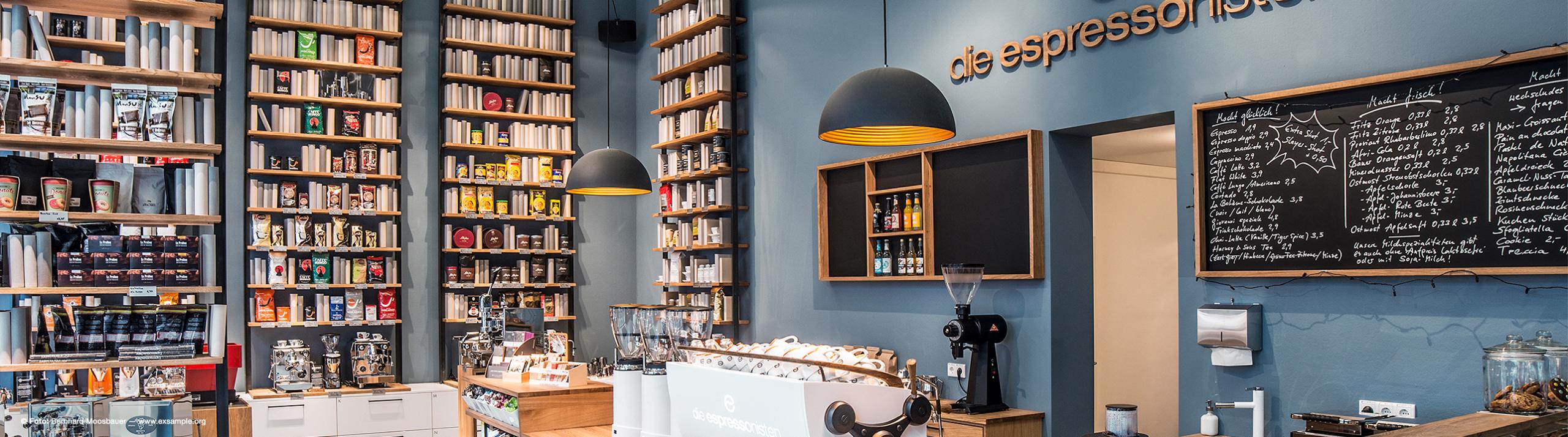 Espressonisten Store Berlin