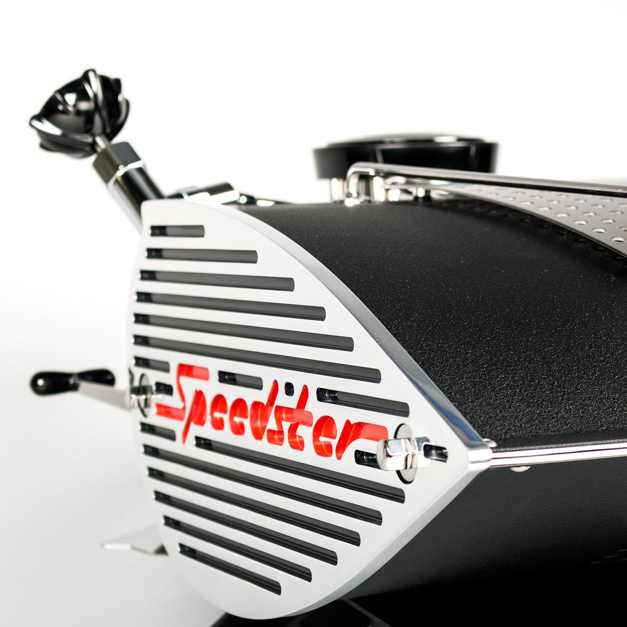 kvdw speedster logo