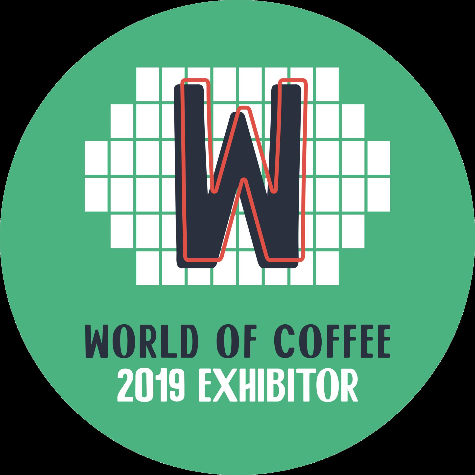 Logo World of Coffee 2019
