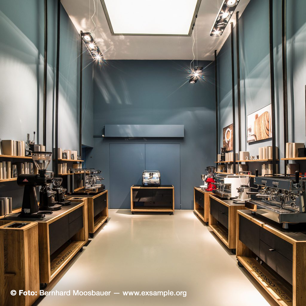 Espressonisten Showroom Berlin