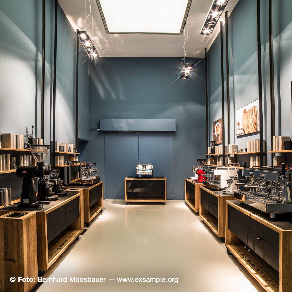 Espressonisten Showroom Berlin